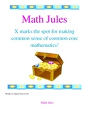 Common Core - adding and subtracting Fractions