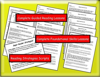 Guided Reading, Guided Reading Strategies, Guided Reading Book Alpha 7 Birds