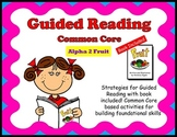 RTI, RTI Early Intervention, RTI Guided Reading Alpha 2 Book