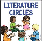 Literature Circle Print and Go, Brag Tags, Organization