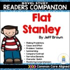 Flat Stanley Reading Comprehension/ Novel Study Activities