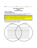 Common Core and DOK Aligned Reconstruction Final Assessment
