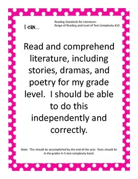 Common Core and Essential Questions Posters (portrait AND landscape)