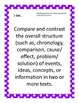 Common Core and Essential Questions Posters (portrait AND