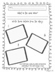 Common Core and a Bit More Response Sheets for First Grade