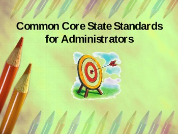Common Core for Administrators