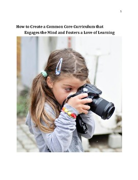 Common Core for Teachers and Parents