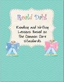 Common Core lessons for Roald Dahl