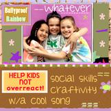 Bullying: impulsive behavior: not reacting