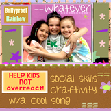 Self Awareness Self Control Unit with Pop Song