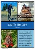 Common Core non-fiction test prep magazine! 3 articles and
