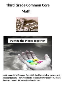 Common Core third grade