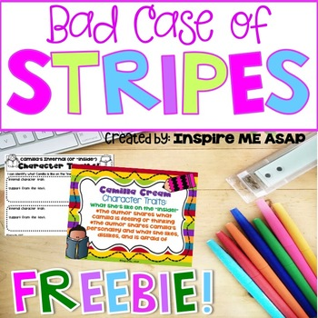 Bad Case of Stripes- FREEBIE!!!