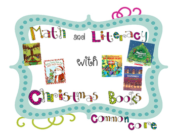 Math and Literacy with Christmas Books