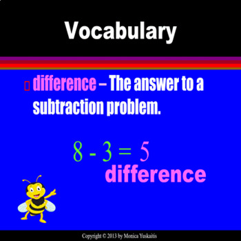 Common Core 1st - Subtraction Facts 5 - Combinations of Ten