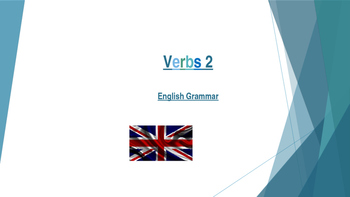 Common English Verbs 2