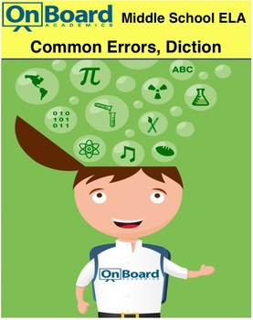 Common Errors-Diction