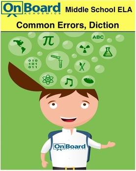 Common Errors-Diction