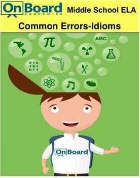 Common Errors, Idioms-Interactive Lesson