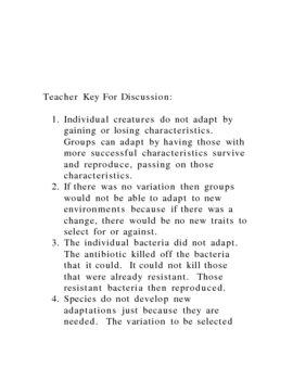 Common Evolution Misconceptions