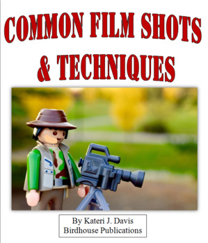 Common Film Shots & Techniques, Movie Making