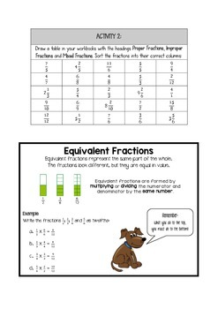 Common Fractions