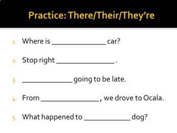 Common Grammar Mistakes