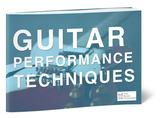 Common Guitar Techniques
