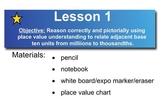 Common Core 5th Grade Math Module 1 Topic A