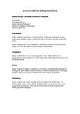 Common NAPLAN Written Task Errors