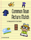 Common Noun Picture Match
