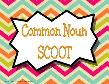 Common Noun SCOOT