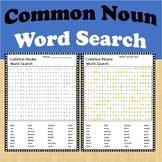 Common Noun Word Search