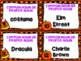 Common Noun and Proper Noun Halloween Themed Task Cards