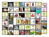 Common Nouns Fourth Grade Board Game