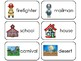 Common Nouns Picture Word Flashcards.