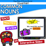 Common Nouns PowerPoint