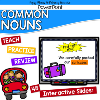 Common Nouns PowerPoint
