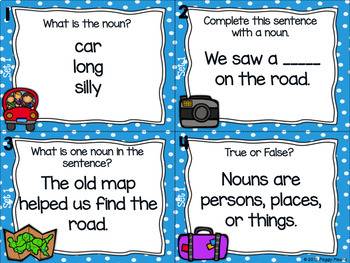 Common Nouns Printables