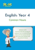 Common Nouns & Proper Nouns ACELA1493