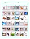 Common Nouns Second Grade Worksheet