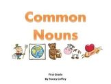Common Nouns Sorting Activity