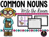 Common Nouns Write the Room