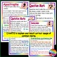 Common PUNCTUATION Marks Anchor Charts or Posters Simple explanations
