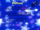 Common Prefixes and Suffixes Presentation