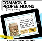 Common & Proper Nouns BOOM Cards™