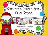 Common & Proper Nouns Fun Pack