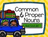 Common & Proper Nouns Task Cards