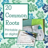 Common Roots Vocabulary Volume I (distance learning option)