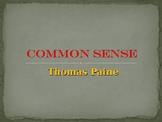 """Common Sense"" by Thomas Paine"